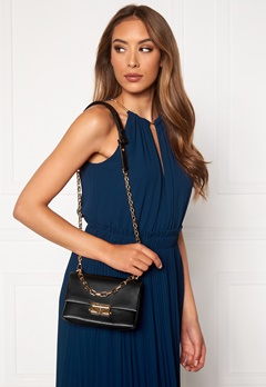 Michael Michael Kors Cece Chain Crossbody Bag Black Bubbleroom.fi