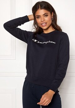 Champion Crewneck Sweatshirt Sky Captain Bubbleroom.fi