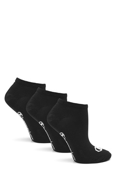 Champion No Show Socks 3-Pack Black Bubbleroom.fi