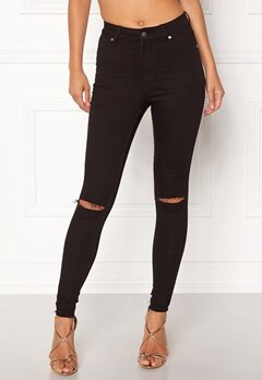 CHEAP MONDAY High Spray Jeans Black Bubbleroom.fi