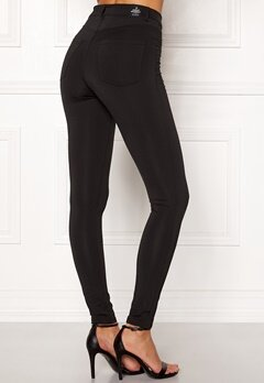CHEAP MONDAY High Spray Spandex Black Bubbleroom.fi