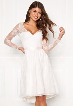 Chiara Forthi Aceline Dress White Bubbleroom.fi