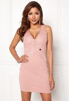 Chiara Forthi Adoree Dress Dusty pink Bubbleroom.fi