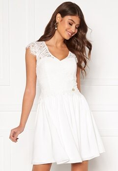 Chiara Forthi Amante lace dress White Bubbleroom.fi