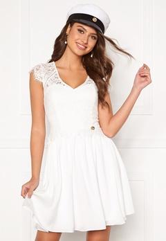 Chiara Forthi Amante lace dress White Bubbleroom.fi