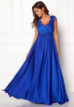 Chiara Forthi Annina Gown Blue Bubbleroom.fi