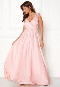 Chiara Forthi Annina Gown Light pink Bubbleroom.fi