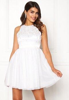Chiara Forthi Arielle tulle dress White Bubbleroom.fi