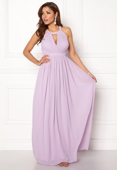 Chiara Forthi Athena Gown Light lilac Bubbleroom.fi