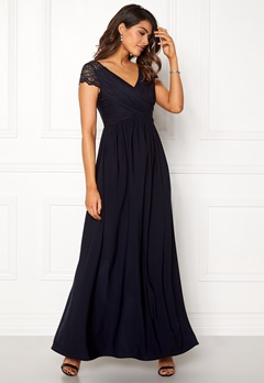 Chiara Forthi Aurelia dress Dark blue Bubbleroom.fi