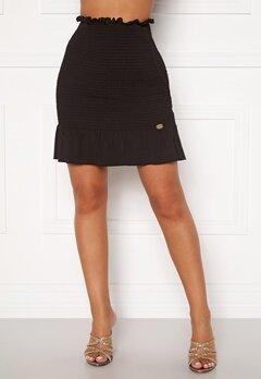 Chiara Forthi Bea smock skirt Black Bubbleroom.fi