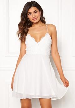 Chiara Forthi Bella dress White Bubbleroom.fi