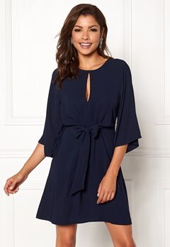 Chiara Forthi Bellora dress Midnight blue Bubbleroom.fi