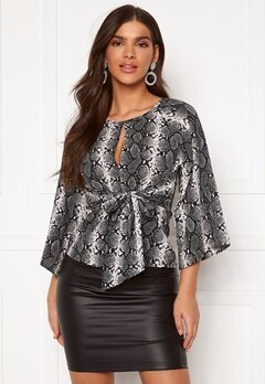 Chiara Forthi Bellora top Animal print Bubbleroom.fi