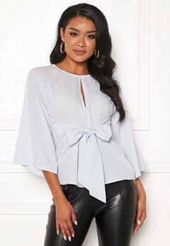 Chiara Forthi Bellora top Light blue Bubbleroom.fi