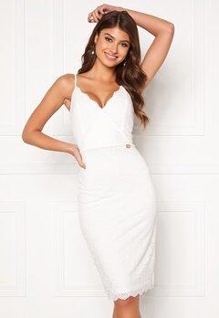 Chiara Forthi Berenice lace dress White Bubbleroom.fi