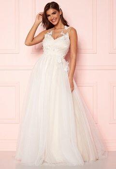 Chiara Forthi Bernadette Wedding Gown Champagne Bubbleroom.fi