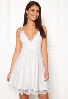 Chiara Forthi Blossom lace dress White Bubbleroom.fi