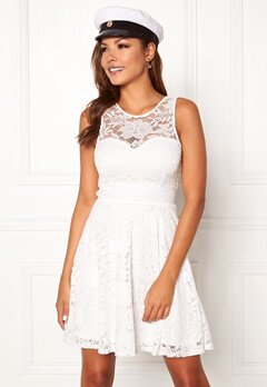 Chiara Forthi Brigitte dress White Bubbleroom.fi