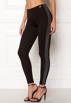 Chiara Forthi Brillante pants Black / Glitter Bubbleroom.fi