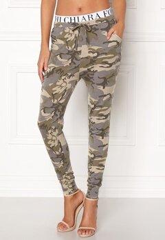 Chiara Forthi Cadenza camo pants Camouflage Bubbleroom.fi