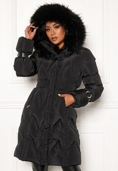 Chiara Forthi Catania down jacket Black Bubbleroom.fi