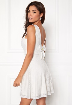 Chiara Forthi Celinne Dress White Bubbleroom.fi