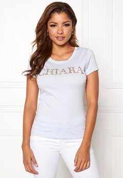 Chiara Forthi Chiara sparkle tee Light blue / Silver / Gold Bubbleroom.fi