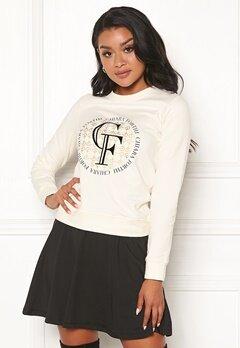 Chiara Forthi Chiara Sweater Creme Bubbleroom.fi