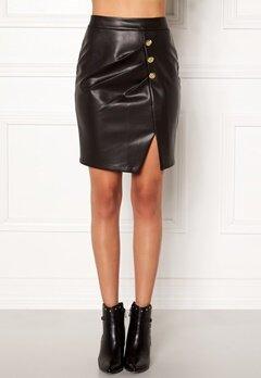 Chiara Forthi Constanza skirt Black Bubbleroom.fi