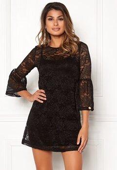 Chiara Forthi Dianne Dress Black Bubbleroom.fi