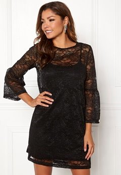 Chiara Forthi Dianne Dress Black Bubbleroom.fi