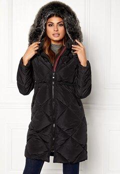 Chiara Forthi Dolomiti quilted jacket Black Bubbleroom.fi