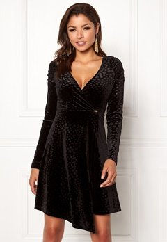 Chiara Forthi Doreen dress Black Bubbleroom.fi