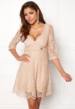 Chiara Forthi Ellix Dress - 2 Beige Bubbleroom.fi