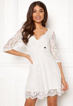 Chiara Forthi Ellix Dress - 2 White Bubbleroom.fi