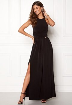 Chiara Forthi Erica Maxi Dress Black Bubbleroom.fi