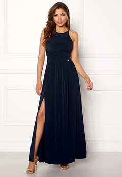 Chiara Forthi Erica Maxi Dress Dark blue Bubbleroom.fi