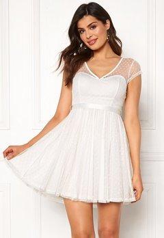Chiara Forthi Esmeralda dress White Bubbleroom.fi