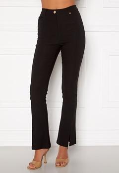 Chiara Forthi Faye pants Black Bubbleroom.fi