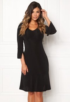 Chiara Forthi Gemma dress Black Bubbleroom.fi