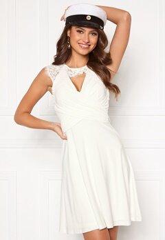 Chiara Forthi Genevra Dress White Bubbleroom.fi