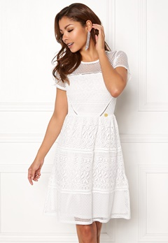 Chiara Forthi Gianina Dress Antique white Bubbleroom.fi