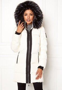 Chiara Forthi Harbin Down Puffer Winter white Bubbleroom.fi