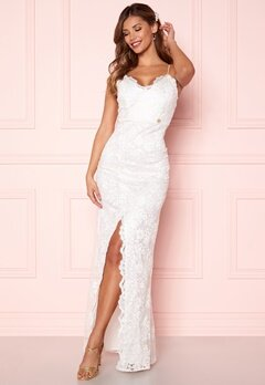 Chiara Forthi Irmeline gown  White Bubbleroom.fi