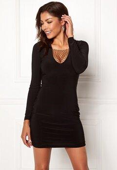 Chiara Forthi Jannice dress Black Bubbleroom.fi