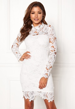 Chiara Forthi Jaqueline dress White Bubbleroom.fi
