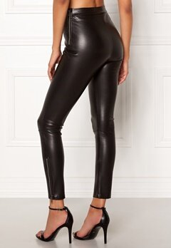 Chiara Forthi Jazzy trousers Black Bubbleroom.fi