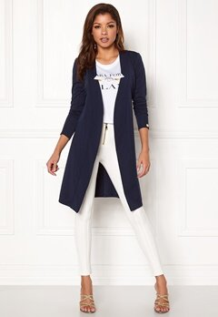 Chiara Forthi Joinville Spring Coat Dark blue Bubbleroom.fi