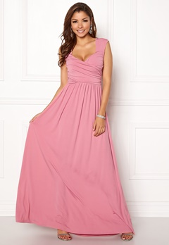 Chiara Forthi Kirily Maxi Dress Pink Bubbleroom.fi